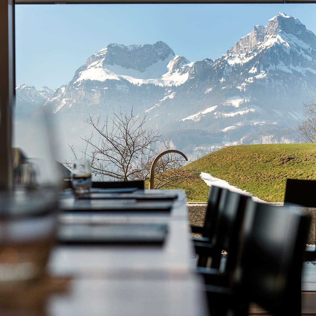 Haus Vinzenz Pallotti der Schweizer Pallottiner in Morschach Schweiz
