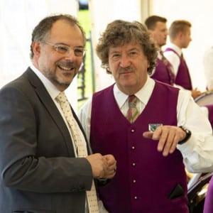 Geistlicher Leiter des Hauses Sascha Heinze SAC