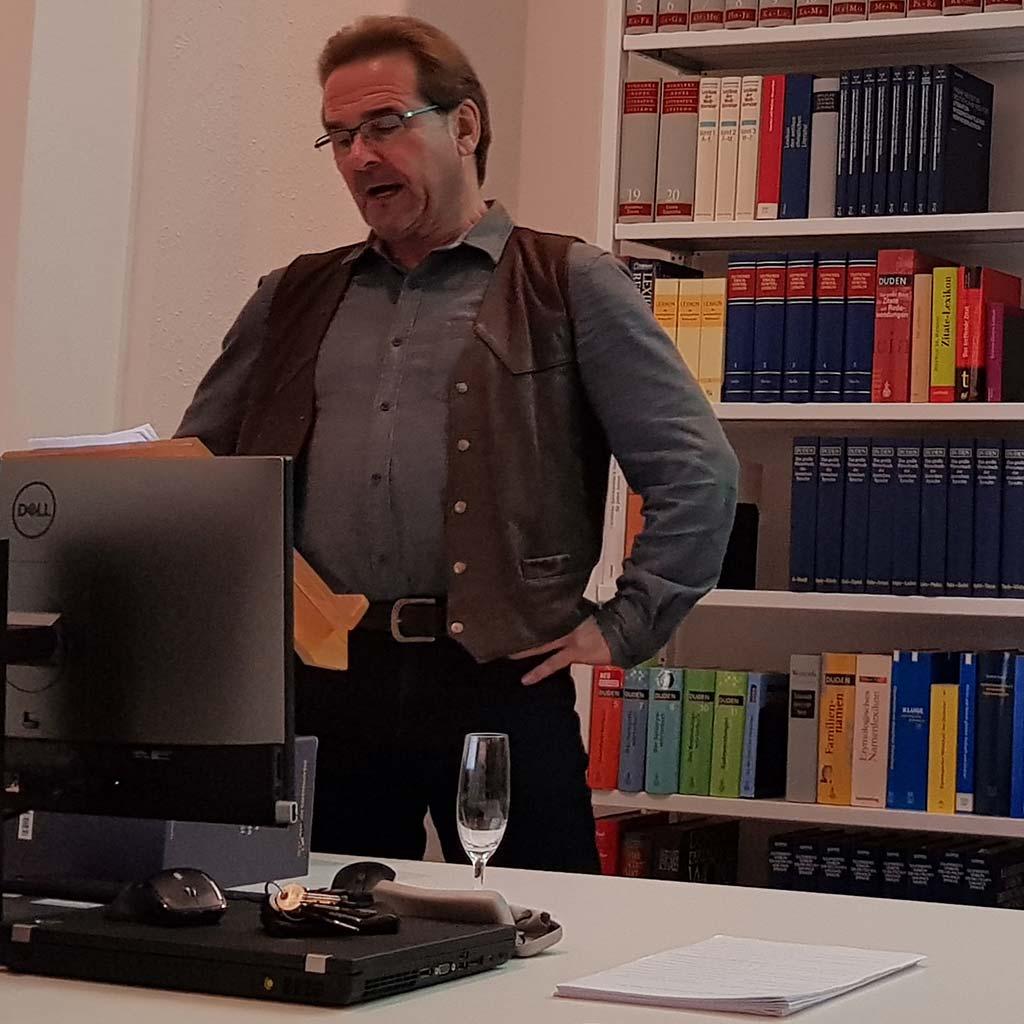 Dr. Michael P. Schmude
