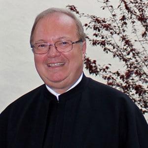 Pater Ludger Zewe SAC