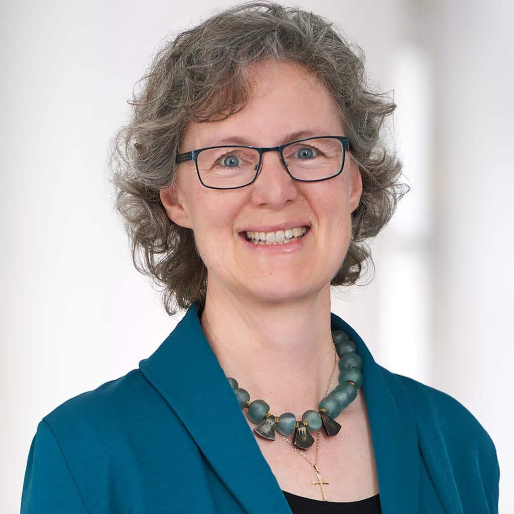 Dekanin Schwester Prof. Dr. Margareta Gruber PTHV