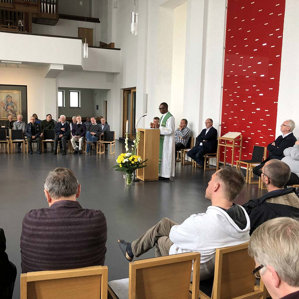 Provinzversammlung 2019 der Pallottiner