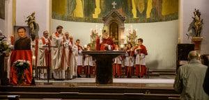 Dankgottesdienst der Pallottiner für den seligen Pater Richard Henkes