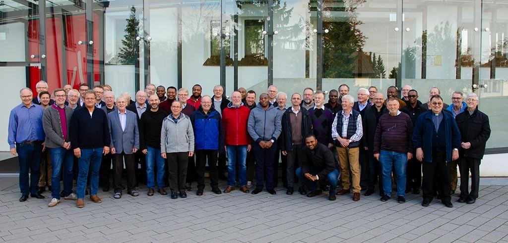 Provinzversammlung der Pallottiner 2019 in Friedberg