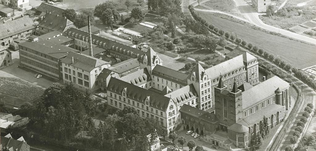 Das Missionshaus der Pallottiner in Limburg