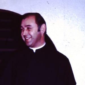 Pater Franz Schiersch SAC