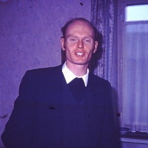 Bruder Hans-Gerd Stüer SAC