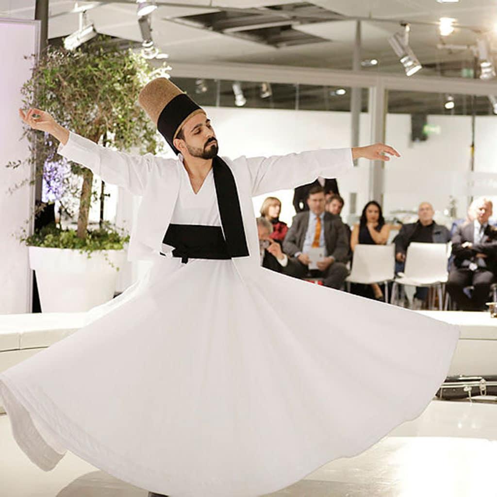 Interreligiöser Dialog am Flughafen Frankfurt