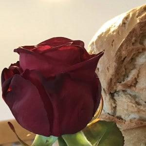 Brot und Rosen - Miteinander teilen!