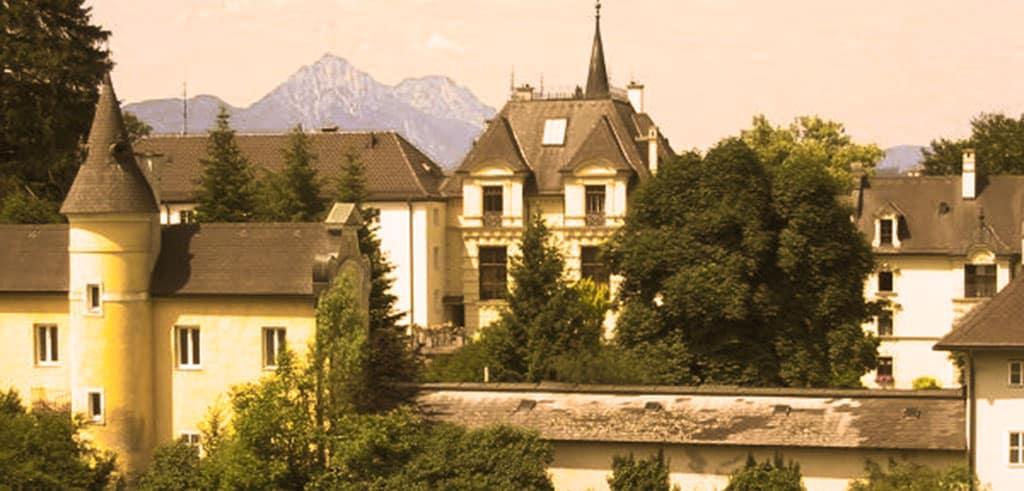 Johannes-Schlößl der Pallottiner in Salzburg