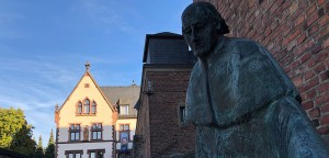 Das Missionshaus der Pallottiner in Limburg heute