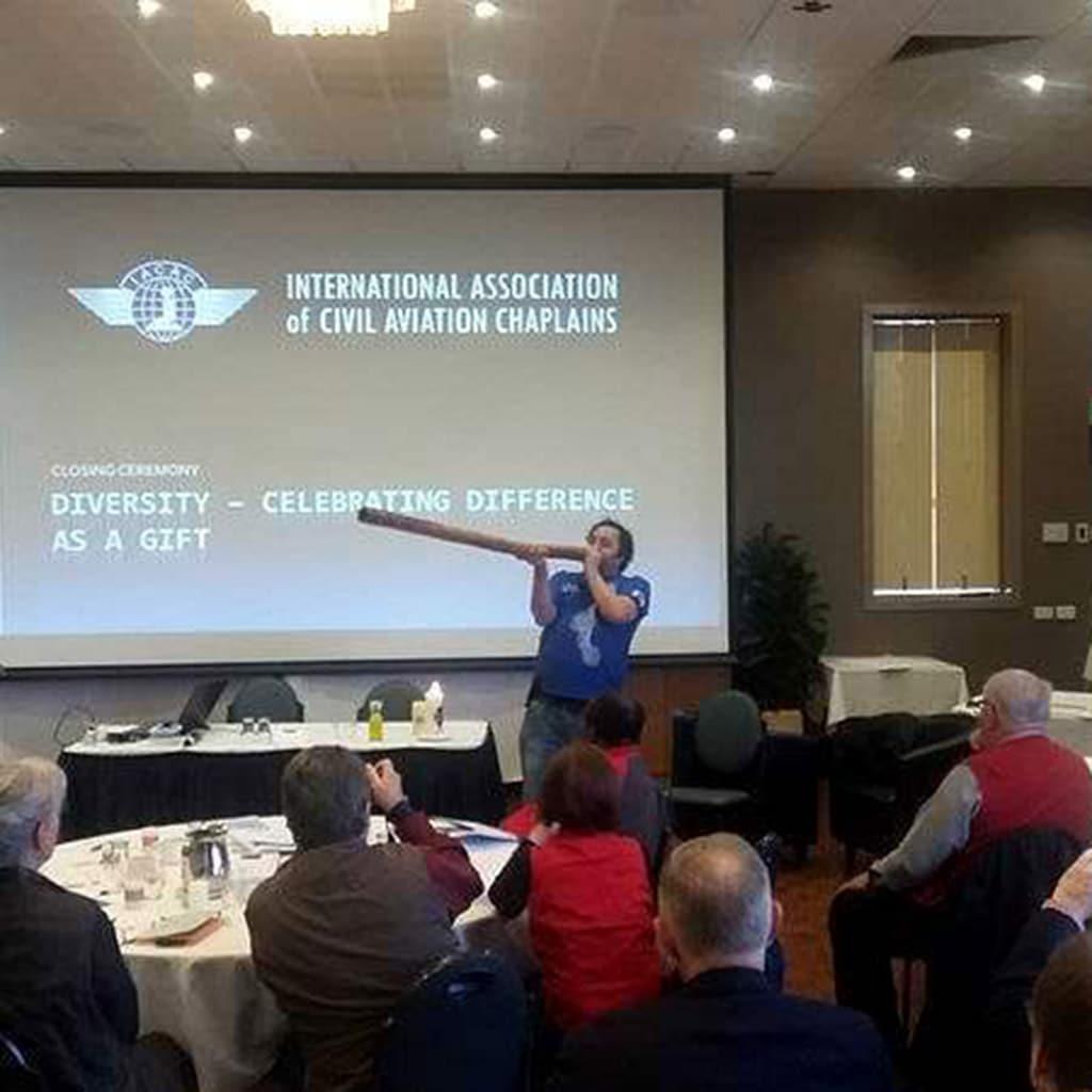 Internationales Treffen der Flughafenseelsorge 2019