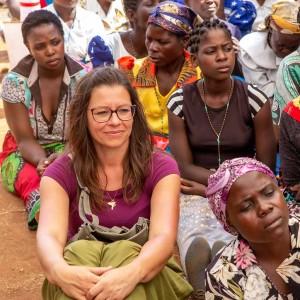 Patrizia Bauer in Malawi