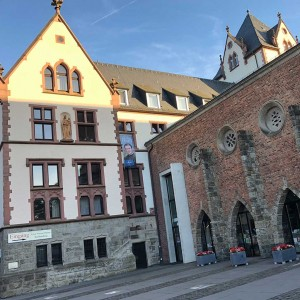 Missionshaus der Pallottiner in Limburg mit Foyer Vinzenz Pallotti