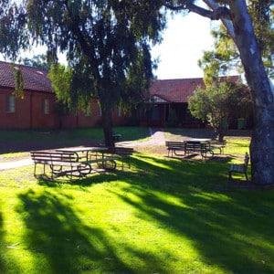 Retreat Center der Pallottiner in Rossmoyne