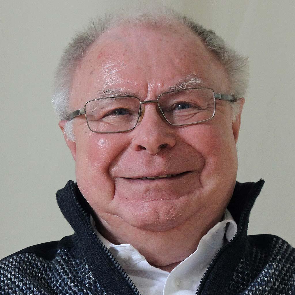 Pater Raimund Weber SAC