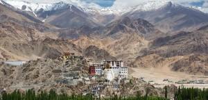 Ladakh Indien Blick auf den Himalaya