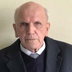 Pater Nikolaus Sauter SAC