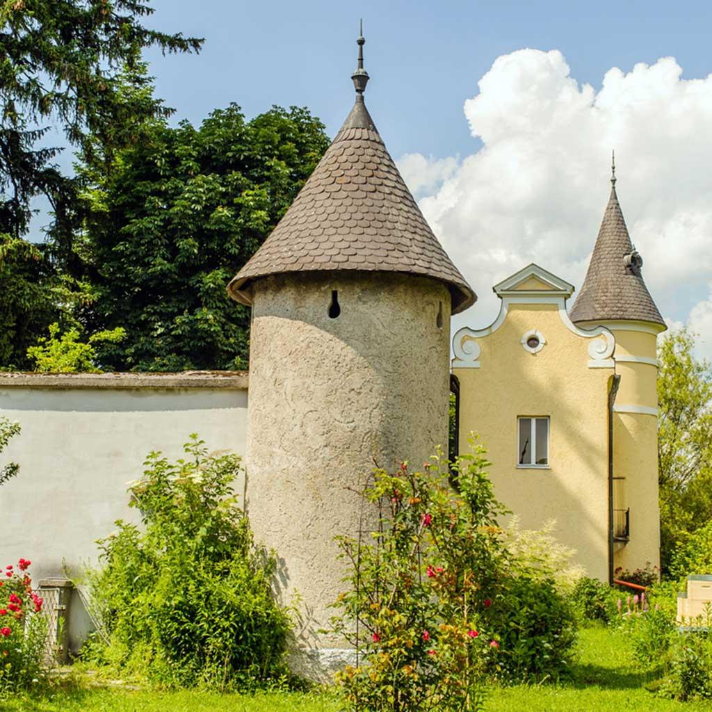 Pallottinerschlösschen in Salzburg