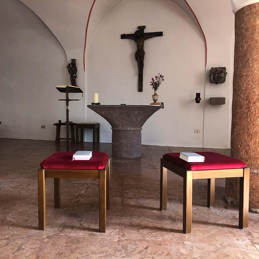 Hauskapelle der Casa Pallotti