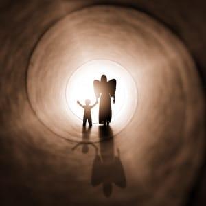 Eingemischt: Ein kurzer Bericht über den Engel