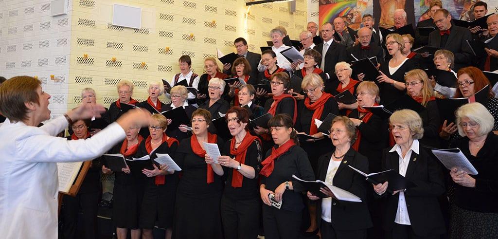 Gemeinde Chor in Hamburg
