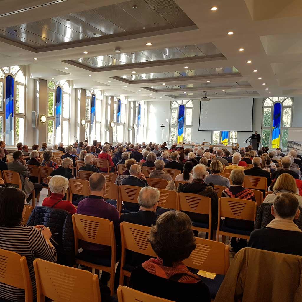 Pfarreien der Zukunft - wie geht es weiter?