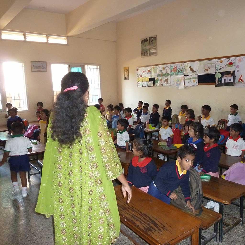 Bildung statt Armut - die Mission der Pallottiner