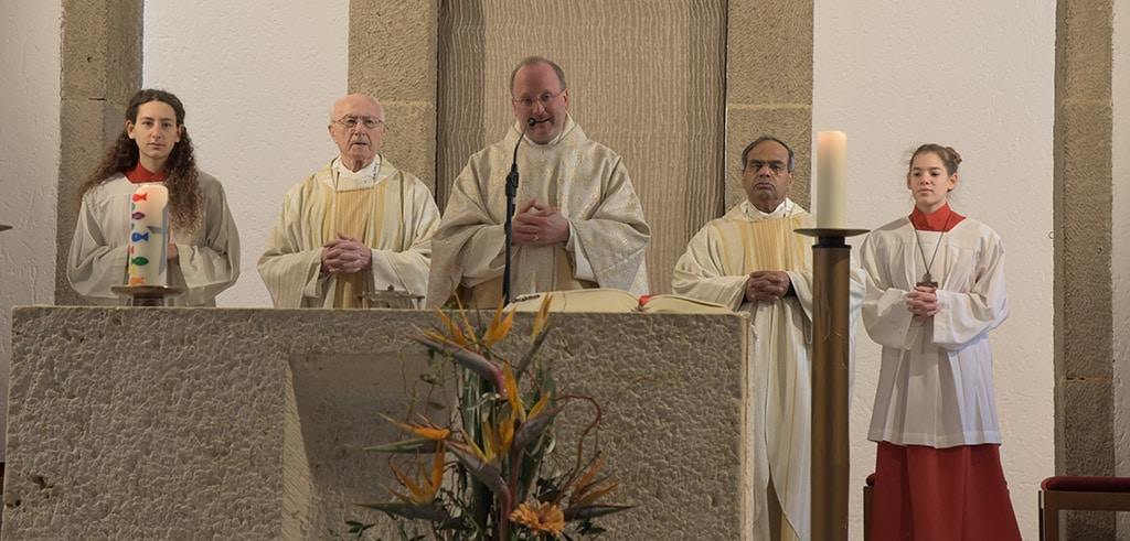 Sonntagsmesse am Pallottifest 2020 in Freising