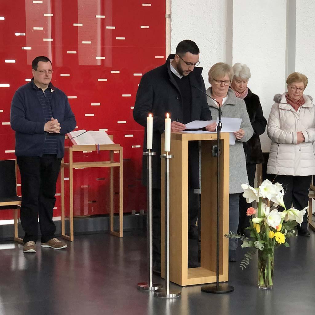 Festgottesdienst Pallottifest in Friedberg 2020