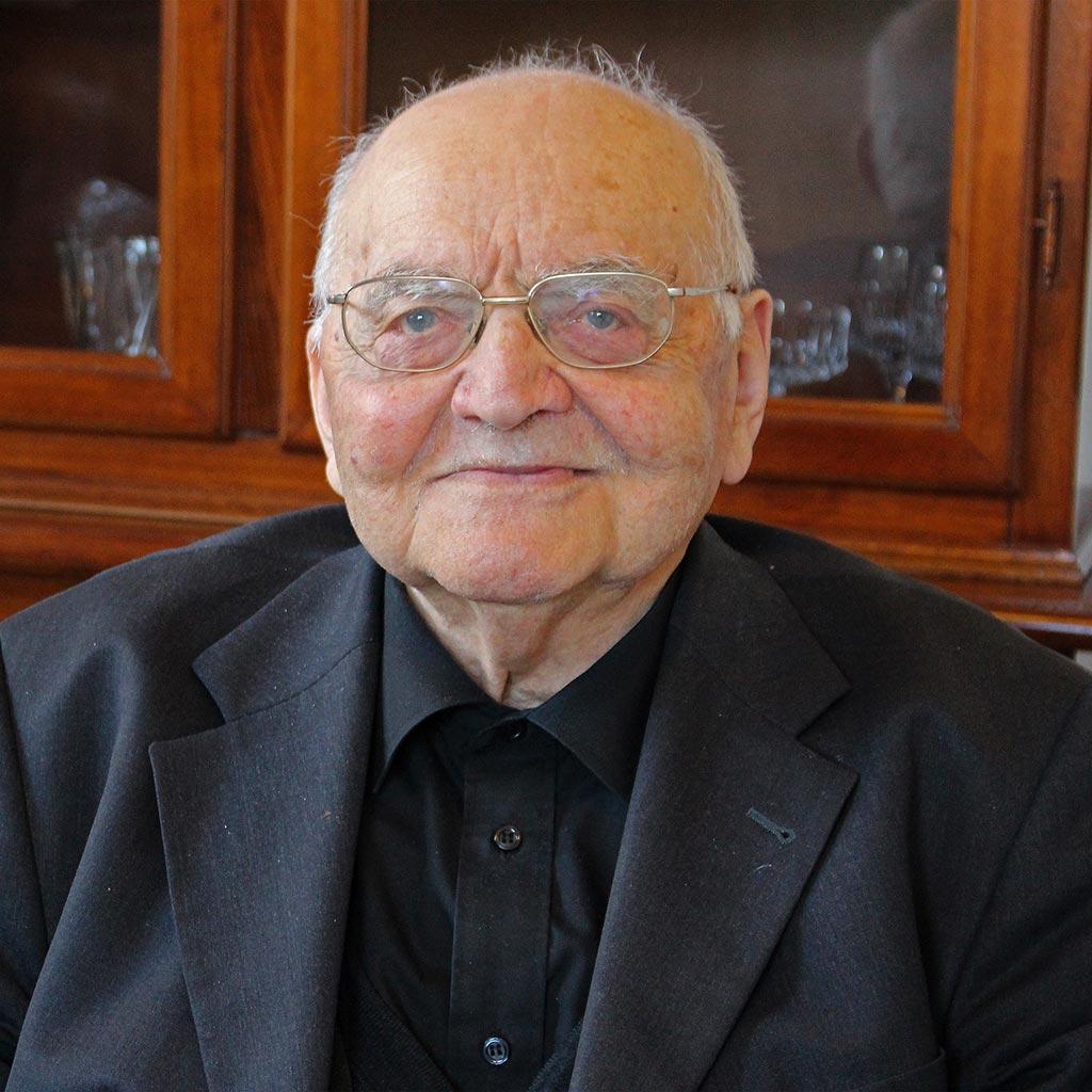 Pater Arnold Lutzny SAC
