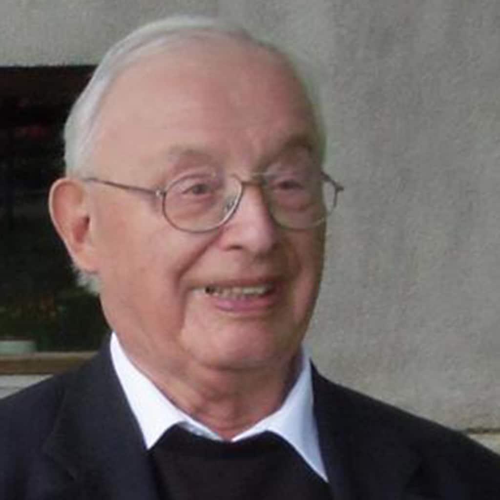 Pater Helmut Alois Moosmann SAC