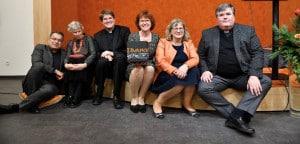Einweihung Segnung des Divano in Frieberg