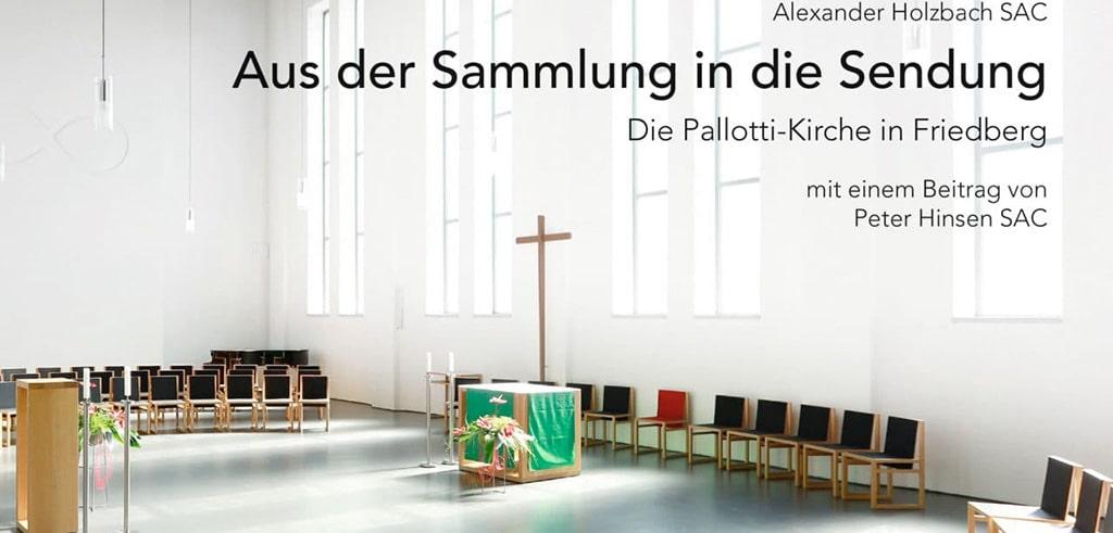 Kirchenführer Pallottikirche Friedberg