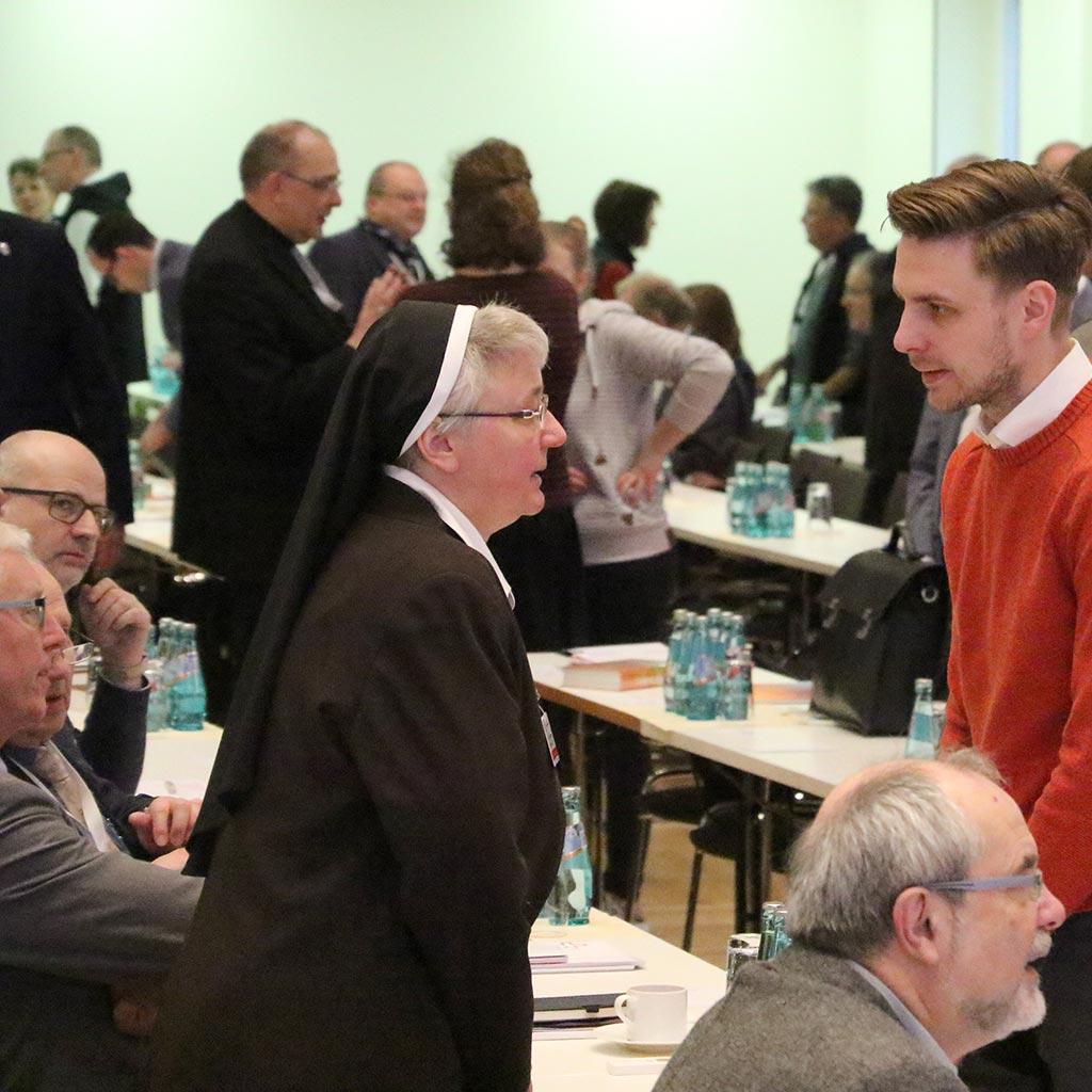 Der Synodale Weg hat begonnen - Pressebilder des Synodalen Weges