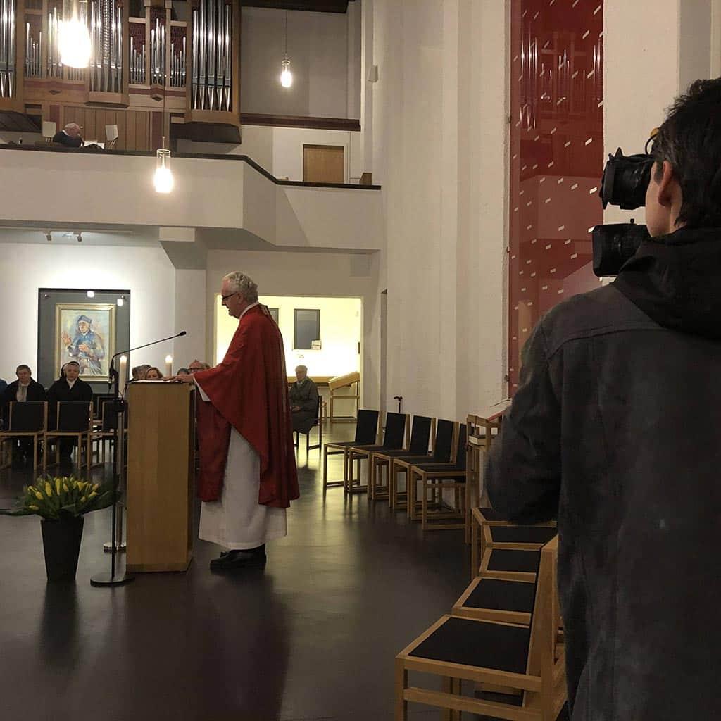 Predigt von Pater Alexander Holzbach SAC am 75. Todestag von Pater Richard Henkes