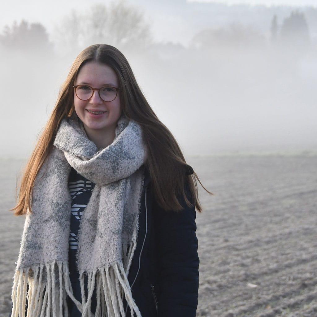 Interview mit Lena Rosenberg in der Wasserburg