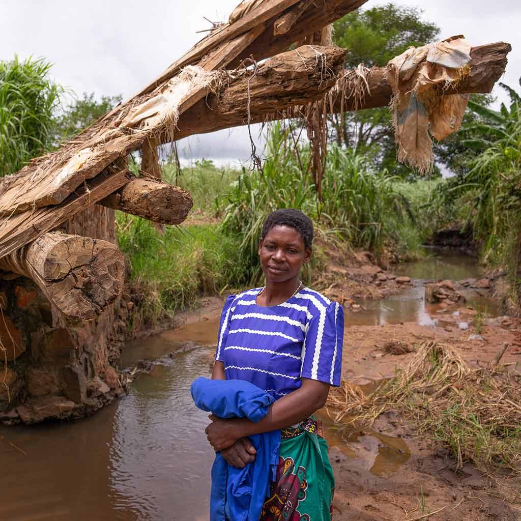 Regenzeit ist keine Reisezeit in Malawi