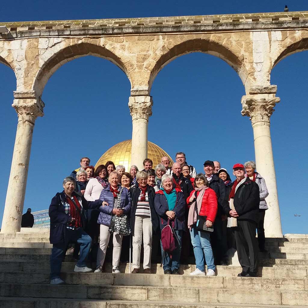 Pilgerfahrt nach Israel mit Tobit Reisen