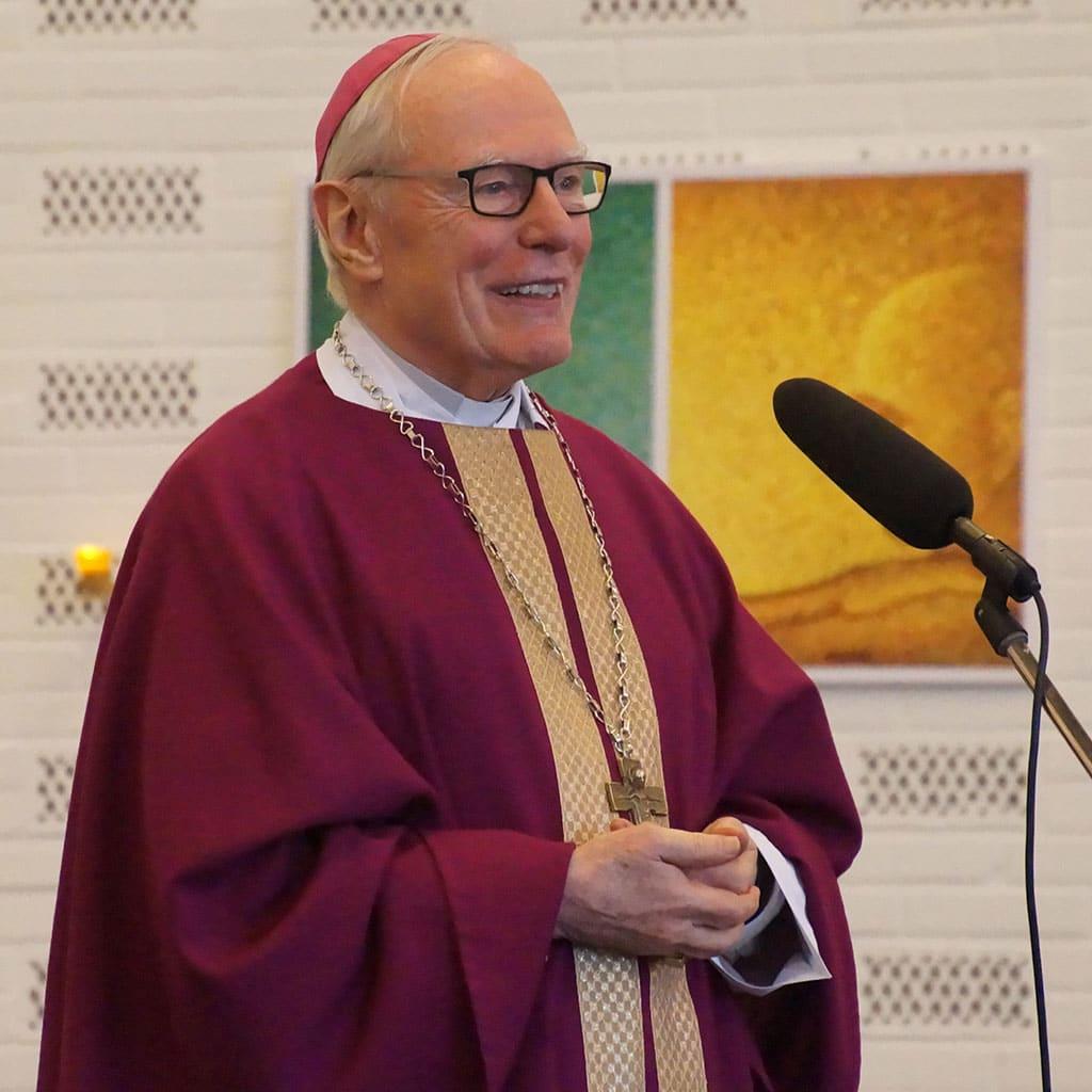 Erzbischof em. Dr. Werner Thissen aus Hamburg