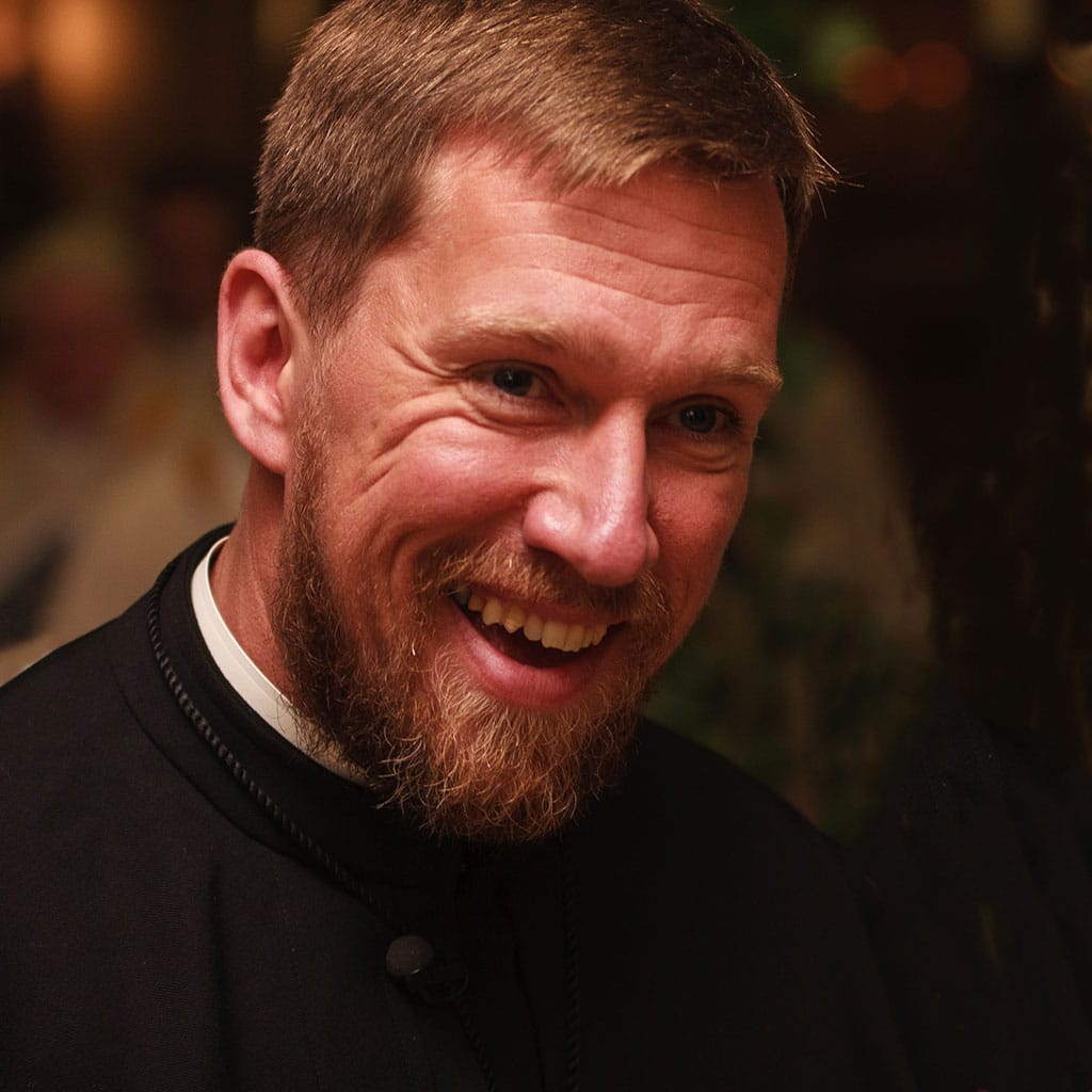 Bruder Matthias Terhorst SAC