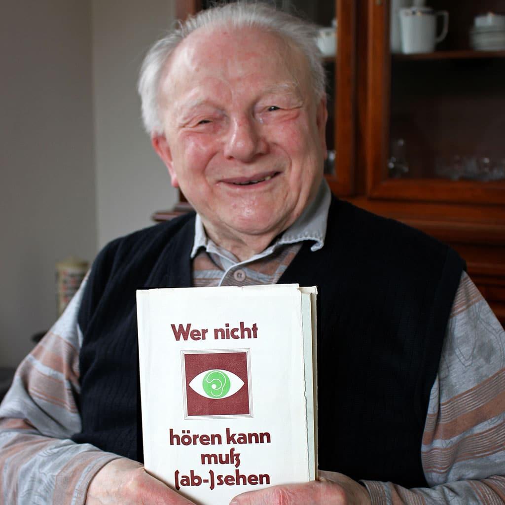 Pallottiner-Bruder Willibald Wagenbach SAC