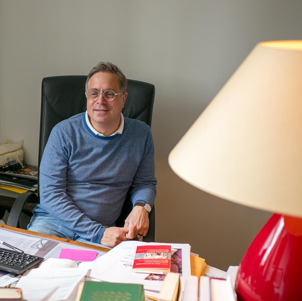 Pater Markus Hau SAC im Interview