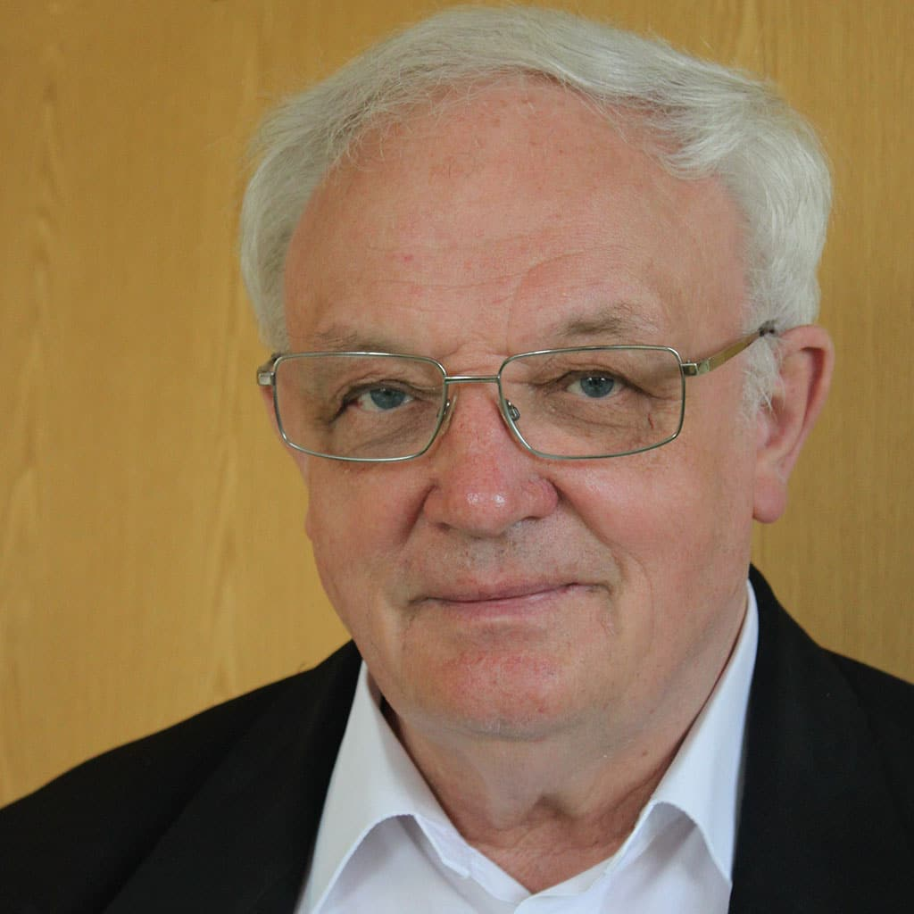 Pater Wilfried Kunz SAC