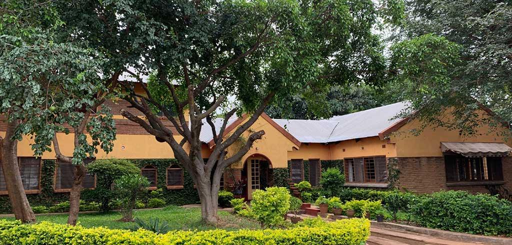 Postulatsgebäude der Pallottiner in Lilongwe