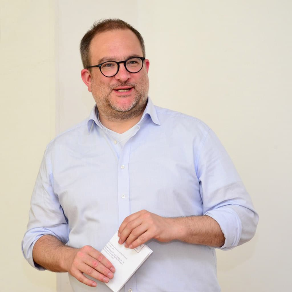 Prof. Holger Zaborowski PTHV
