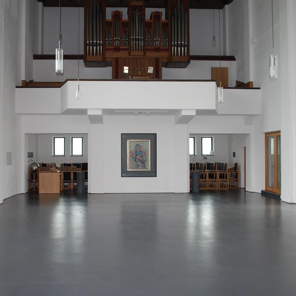 Pallotti-Kirche in Friedberg