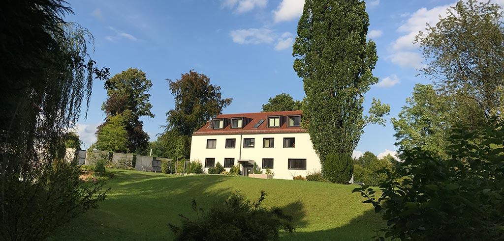 Haus für Übernachtungsgäste des Provinzialats