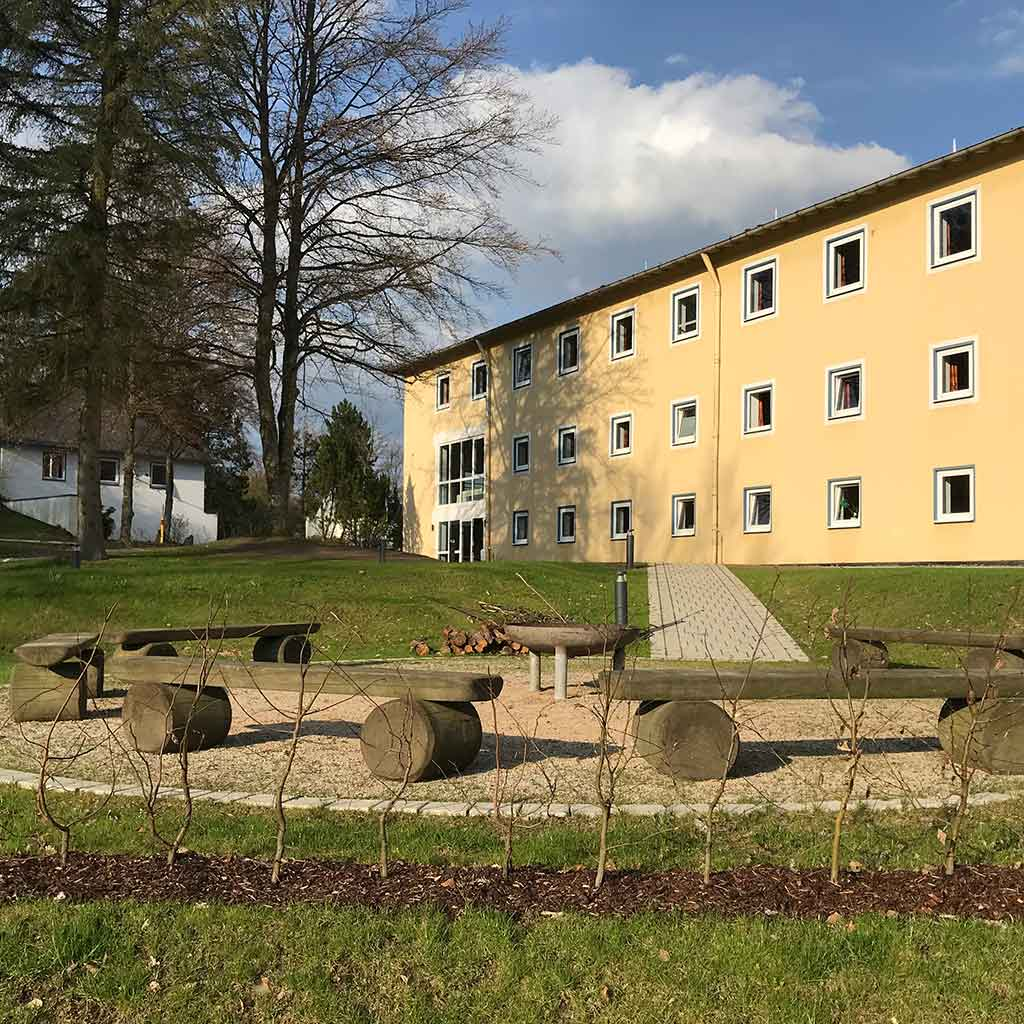 Jugendhof Lennestadt Außenbereich