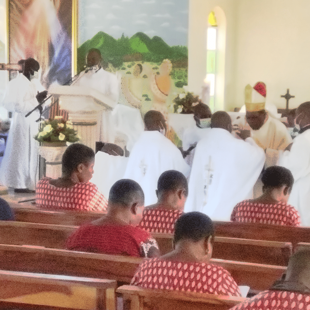 Ordination of Pallottines in Lilongwe